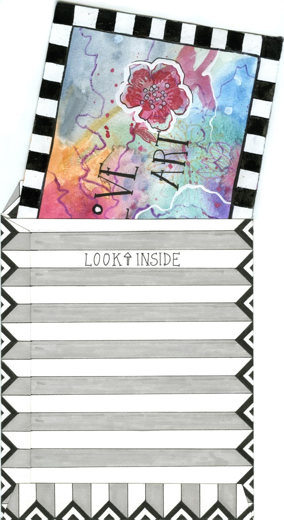 20130621 - Art-Mooc-opdracht Correspondence with memory door Janet Plantinga, 3